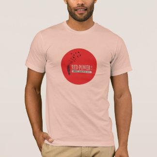 Camiseta Poder vermelho: Primeiros americanos