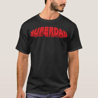 Camiseta Poderes super de SuperDad