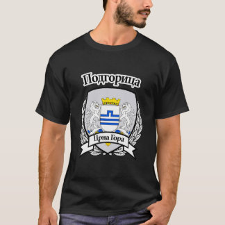 Camiseta Podgorica