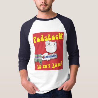 Camiseta Podstock é meu doce!