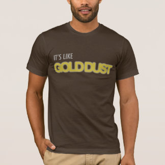 Camiseta Poeira de ouro Dubstep