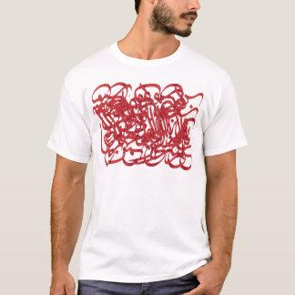 Camiseta Poema do mevlana de Rumi