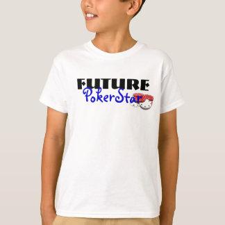 Camiseta PokerStar futuro