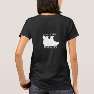 Camiseta Polaridade invertida
