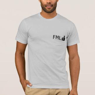 Camiseta Polegares de FML ACIMA