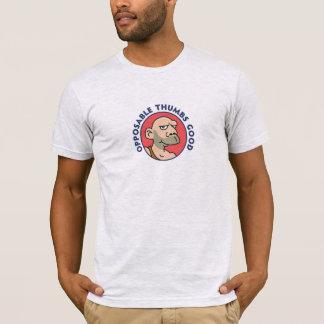Camiseta Polegares opposable bons