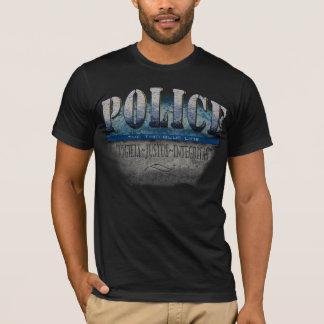 Camiseta POLICE~Thin Blue Line
