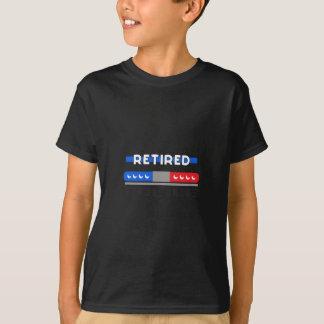 Camiseta Polícia aposentada