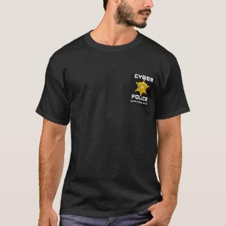 Camiseta Polícia do Cyber