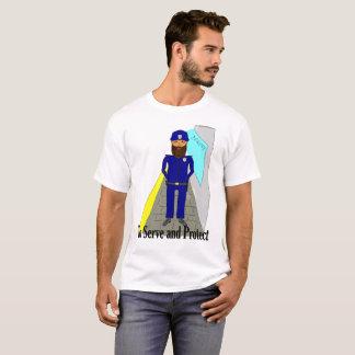 Camiseta Polícia do sikh