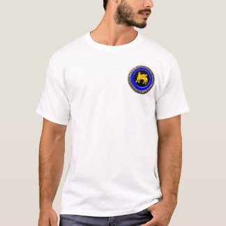Camiseta Policiamento em Iraque