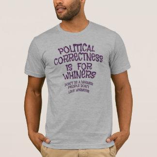 Camiseta Polìtica t-shirt incorretos engraçados