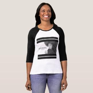 Camiseta Políticos desempregados - Angela Davis