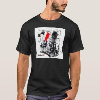 Camiseta Polônia 1944 da insurreição de Varsóvia