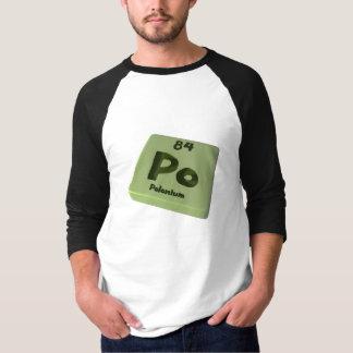 Camiseta Polónio do Po