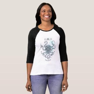 Camiseta Polvo - clube 76 de sal - para baixo pelo mar