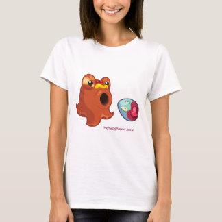 Camiseta Polvo do Hotdog de Hotdogtopus com ketchup &