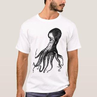 Camiseta Polvo Kraken do Victorian para piratas de