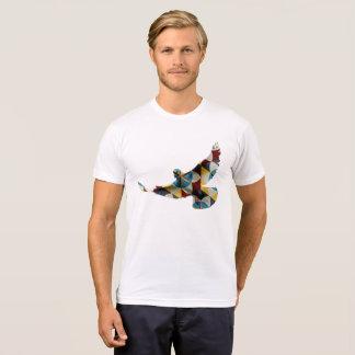 Camiseta pomba louca