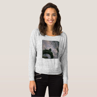 Camiseta Pombo triste