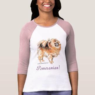 Camiseta Pomeranian!