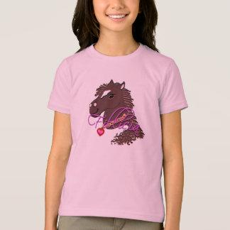 Camiseta Pônei Fillicia da menina