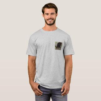 Camiseta pônei T-shrit