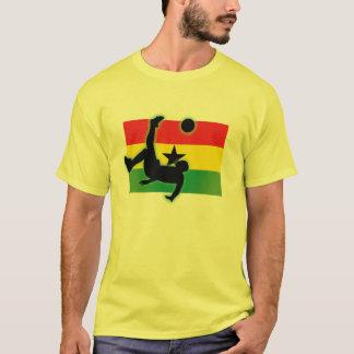 Camiseta Pontapé de bicicleta de Ghana