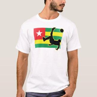 Camiseta Pontapé de bicicleta de Togo
