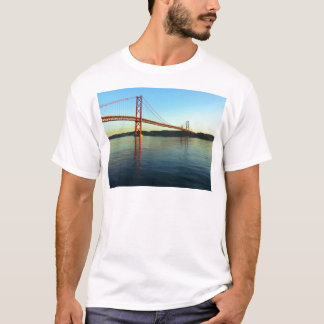 Camiseta Ponte 25 de Abril, LIsboa, Portugal