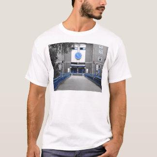 Camiseta ponte à recepção