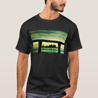 Camiseta Ponte da ilha de St Joseph