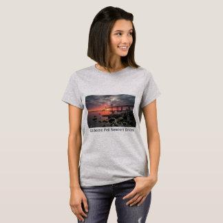 Camiseta Ponte de Claiborne Pell Newport
