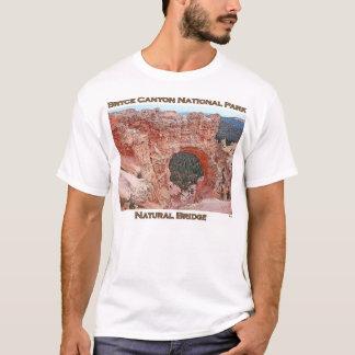 Camiseta Ponte Garganta-Natural de Bryce