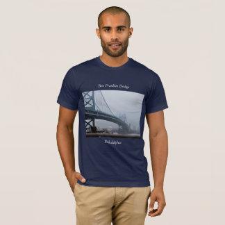 Camiseta Ponte Philadelphfia de Ben Franklin