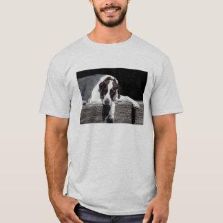 """Camiseta Ponteiro inglês - t-shirt leve - """"Sophie """""""