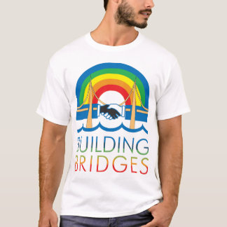 Camiseta Pontes da construção