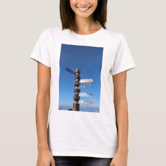 Camiseta Ponto África do Sul do cabo