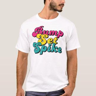 Camiseta Ponto ajustado da colisão!