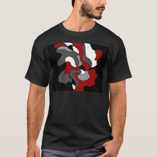 Camiseta Ponto criativo - vermelho
