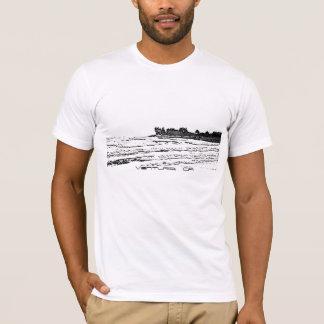 Camiseta Ponto dos surfistas de Ventura