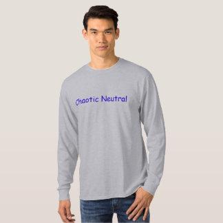 Camiseta Ponto morto caótico (homens, mulheres e estilos do