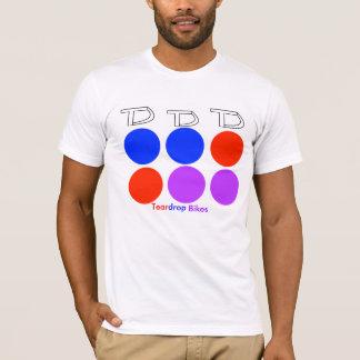 Camiseta pontos e lágrimas