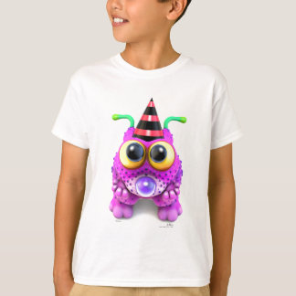 Camiseta Poof Gots Nones de Monsterlings-