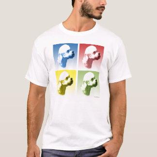 Camiseta Pop art de Dandie Dinmont Terrier