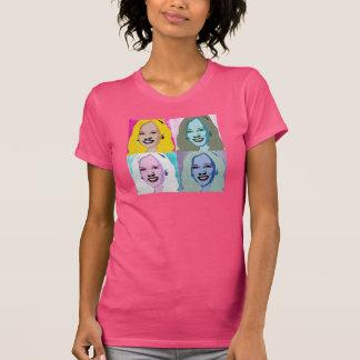 Camiseta Pop art de Kamala Harris