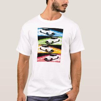 Camiseta Pop art GTR de Nissan