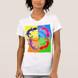 Camiseta Pop do geco do verão