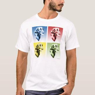 Camiseta Pop Liso-Revestido do Retriever