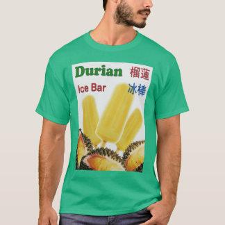 Camiseta Popsicle da fruta tropical do bar do gelo do